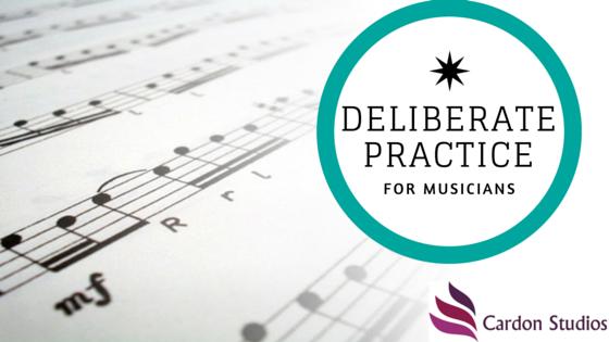 Deliberate Practice for Musicians