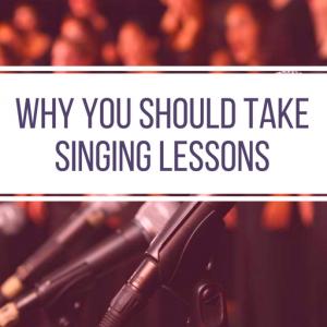 Take Singing Lessons