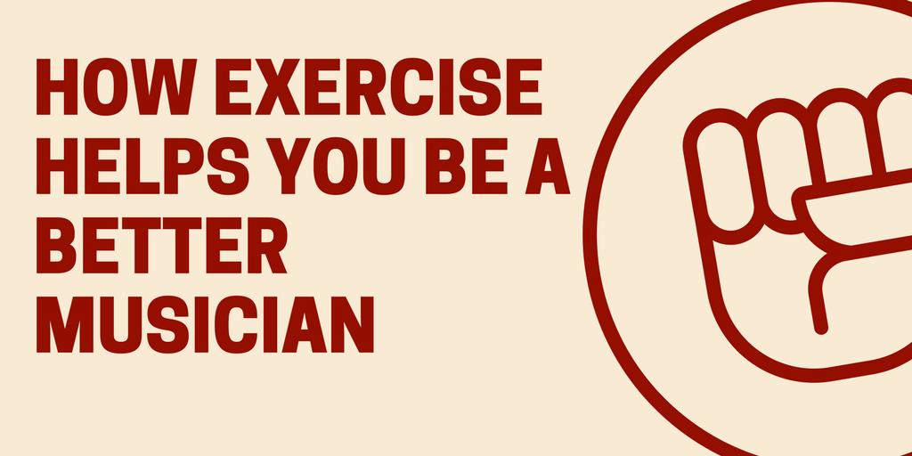 exercise better musician