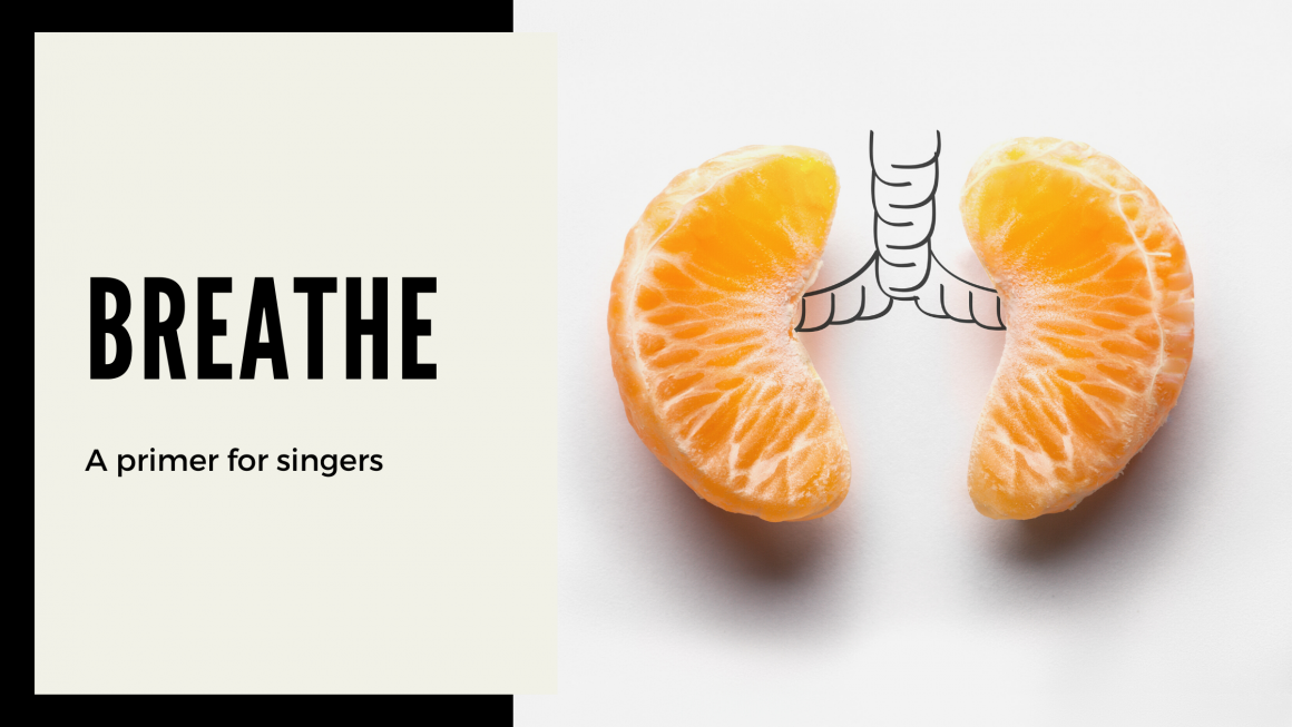 Breathe: A Primer for Singers