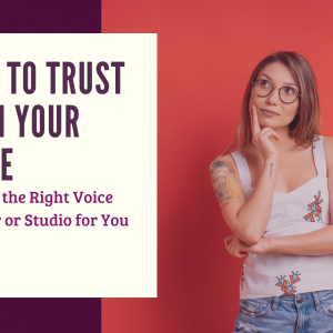 Who to Trust with Your Voice