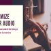 Optimizing Audio for Zoom Lessons
